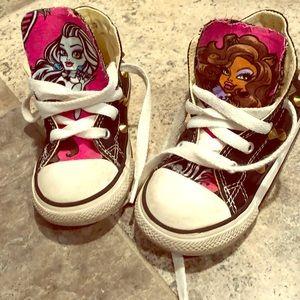 Monster High Converse - custom